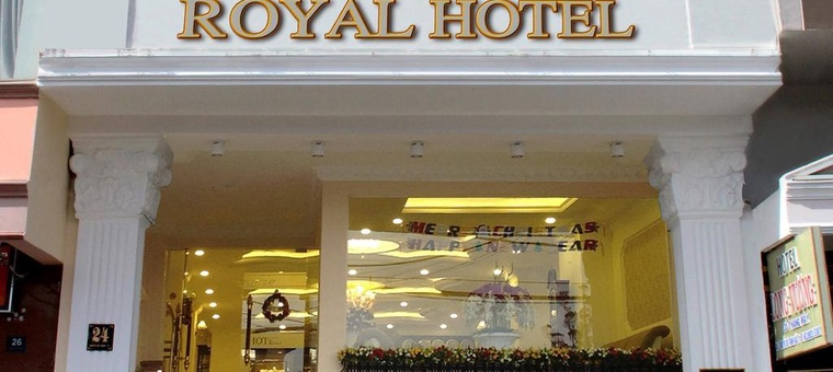Khách sạn Royal Dalat Hotel