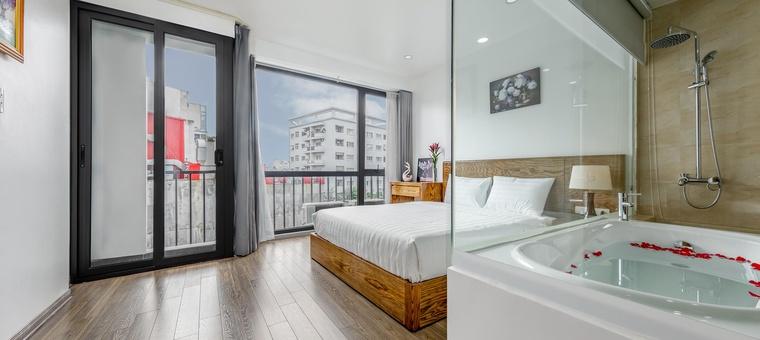 Khách sạn Granda Suites Hanoi