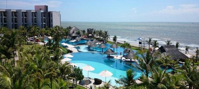 Khách sạn Vietsovpetro Ho Tram Resort