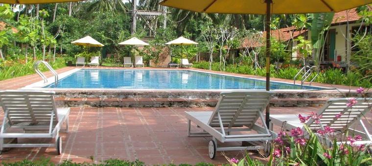 Khách sạn Langchia Village Hotel