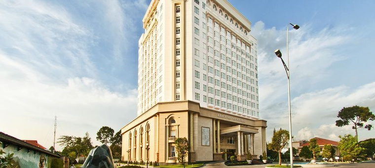 Khách sạn Tan Son Nhat Saigon Hotel