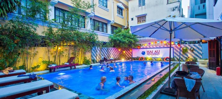 Khách sạn Hoi An Hai Au Boutique Hotel