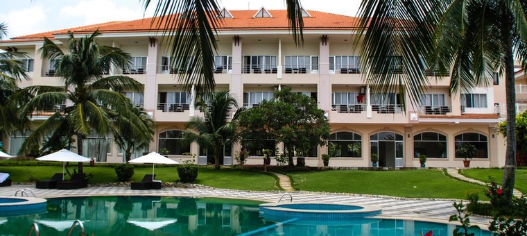 Khách sạn Con Dao Resort