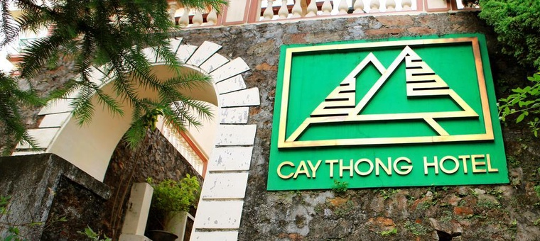 Khách sạn Cay Thong Hotel
