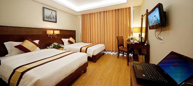 Khách sạn Gold Hotel Hue
