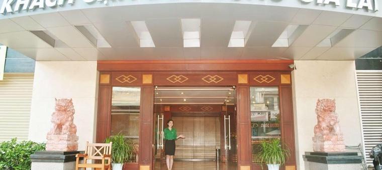 Khách sạn Duc Long Gia Lai 2 Hotel