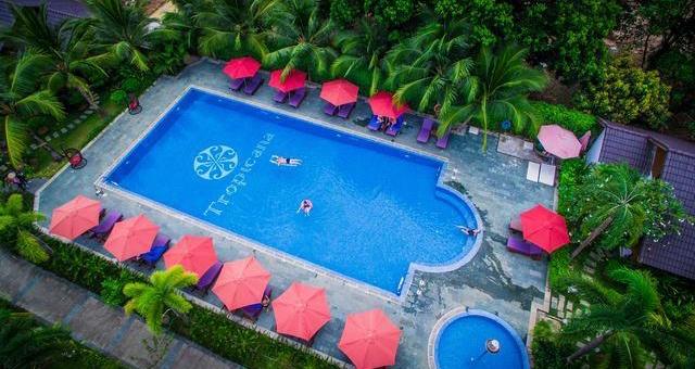Khách sạn Tropicana Resort Phu Quoc