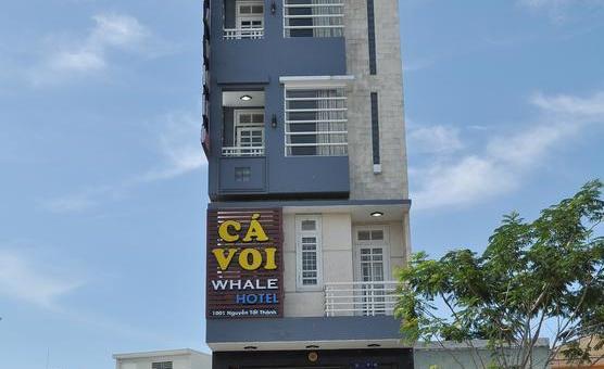 Khách sạn Whale Hotel Da Nang