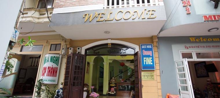 Khách sạn Sunny Fine Guesthouse