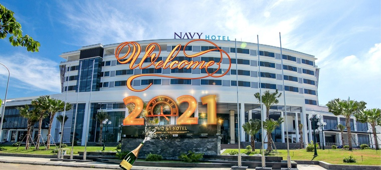 Khách sạn Navy Hotel Cam Ranh