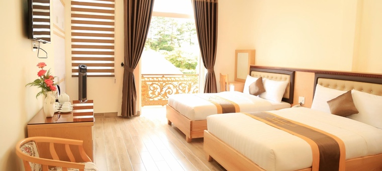 Khách sạn Sugar Land Villa Hotel Dalat