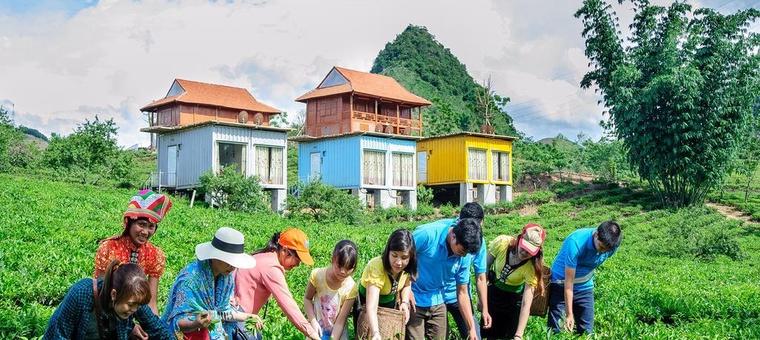 Khách sạn Moc Chau Arena Village