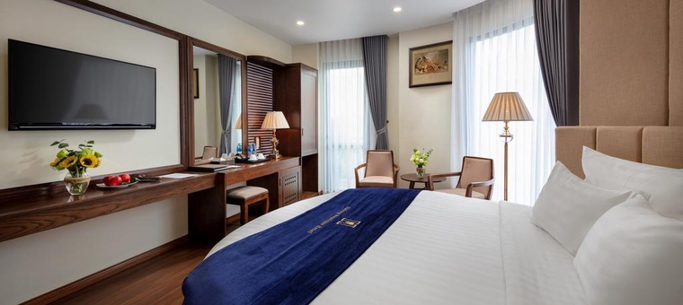 Khách sạn Halong Boutique Hotel