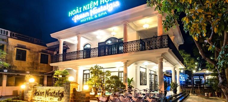 Khách sạn Hoian Nostalgia Hotel & Spa