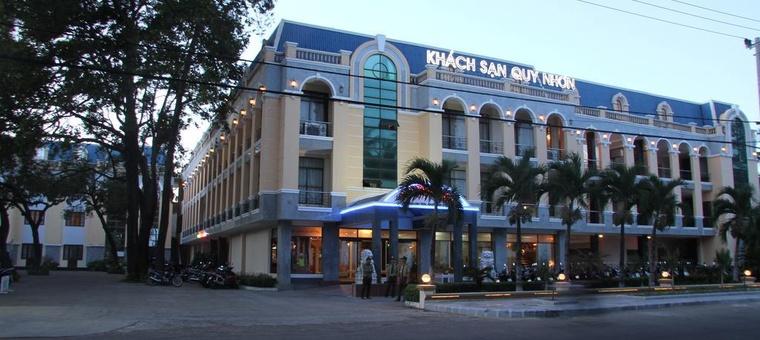 Khách sạn Quy Nhon Hotel