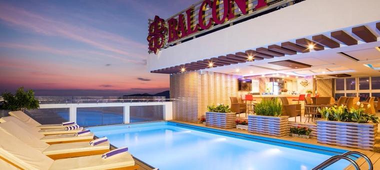 Khách sạn Balcony Nha Trang Hotel
