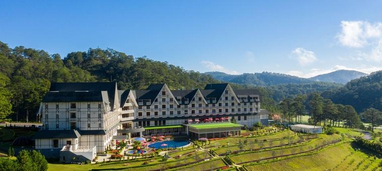 Khách sạn Swiss-Belresort Tuyen Lam