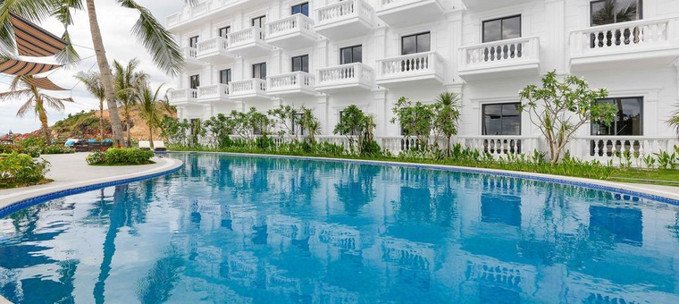 Khách sạn Seaside Boutique Resort Quy Nhon