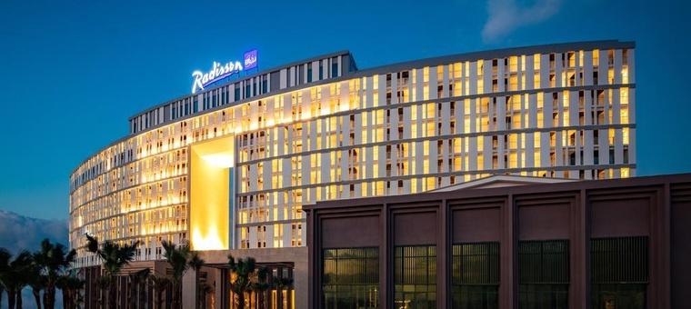 Khách sạn Radisson Blu Resort Cam Ranh