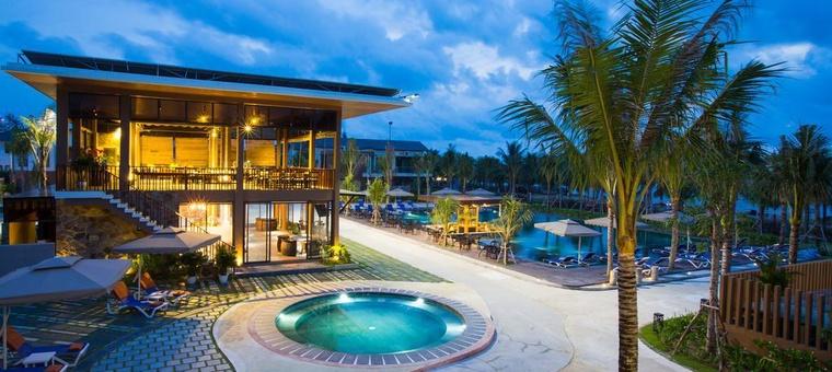 Khách sạn Sonaga Beach Resort Phu Quoc