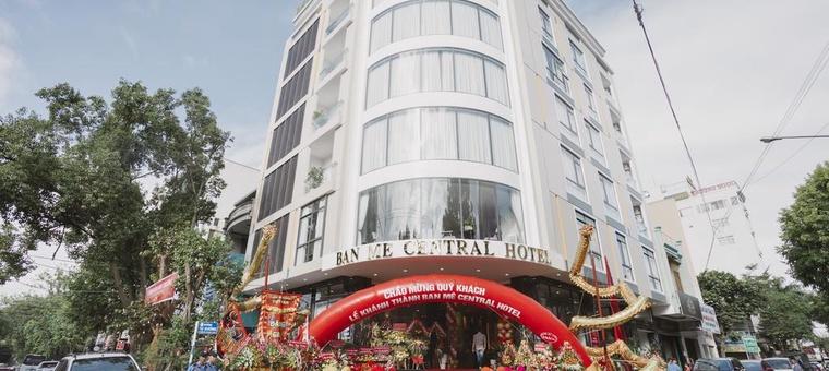 Khách sạn Ban Me Central Hotel