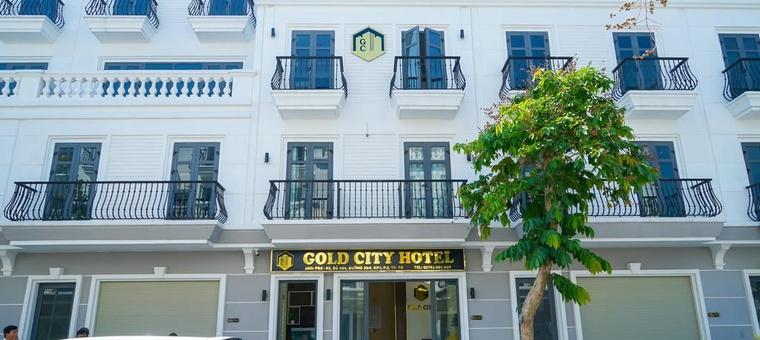 Khách sạn GOLD CITY Hotel