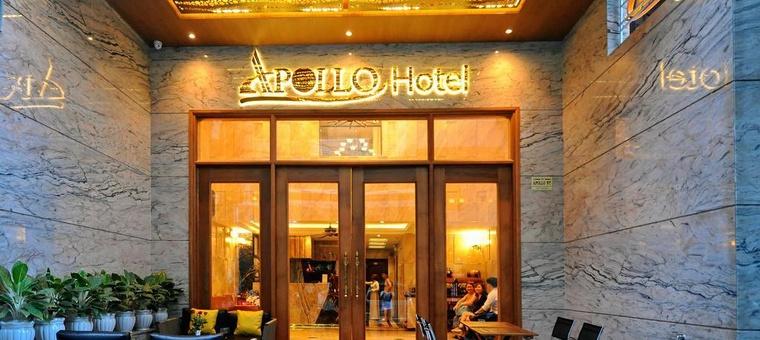 Khách sạn Apollo Hotel Nha Trang
