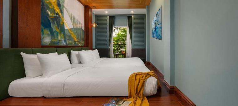 Khách sạn Hanoi La Selva Central Hotel & Spa