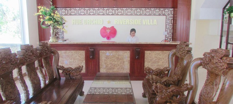 Khách sạn Hue Orchid Riverside Villa