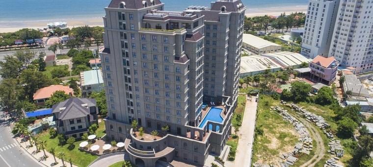 Khách sạn  The Cap Hotel