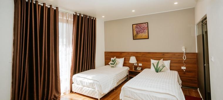 Khách sạn Luxstay Hotel Ha Long