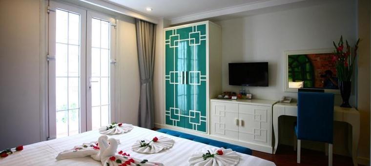 Khách sạn Hanoi La Selva Hotel