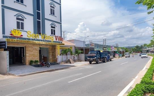 Khách sạn SEN VANG VILLE