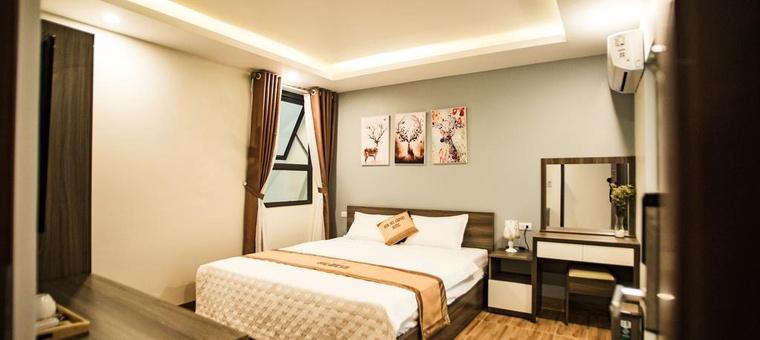 Khách sạn New Sky Airport Hotel