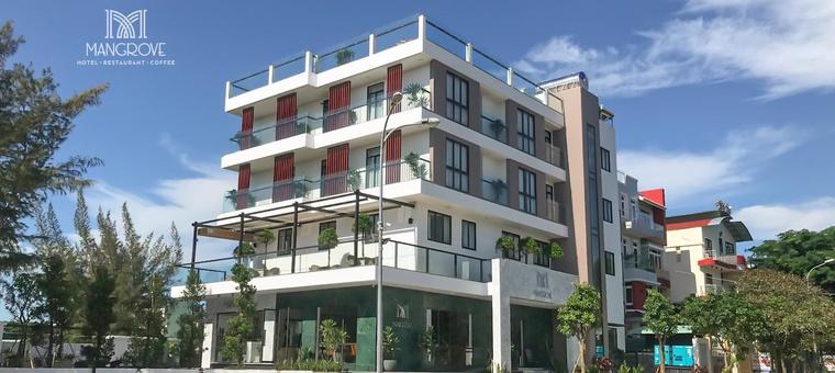Khách sạn MANGROVE Hotel Can Gio