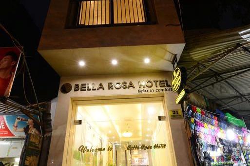 Khách sạn Hanoi Bella Rosa Hotel