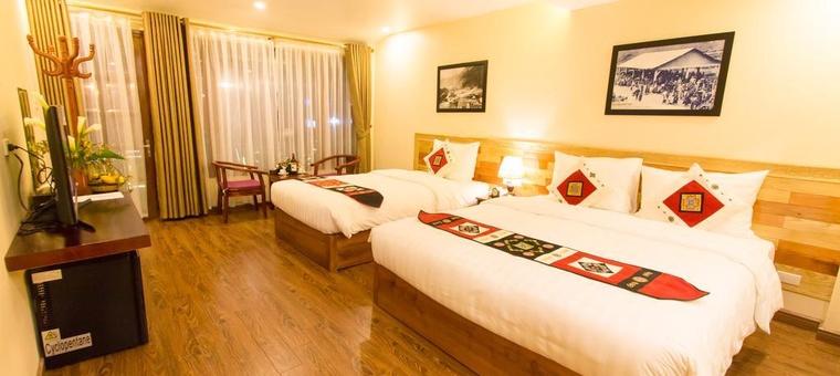 Khách sạn Sapa Centre Hotel