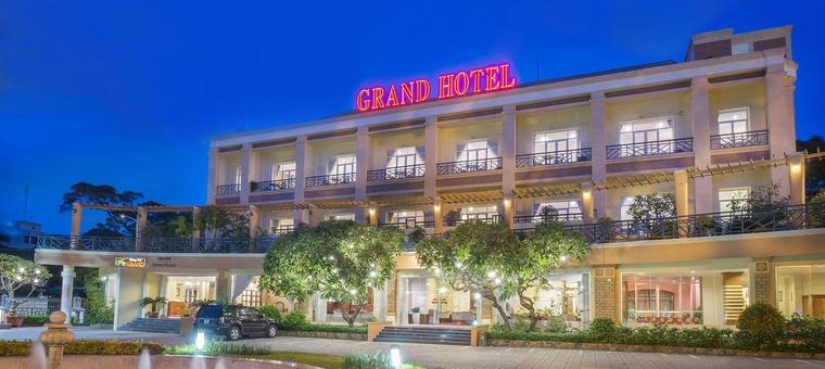 Khách sạn Grand Hotel Vung Tau