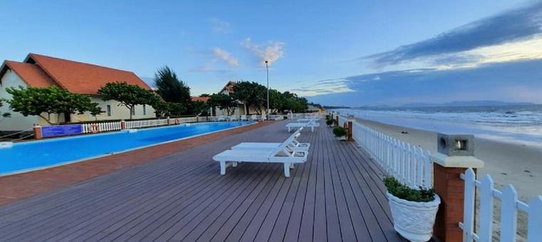 Khách sạn HaiDuong Intourco Resort