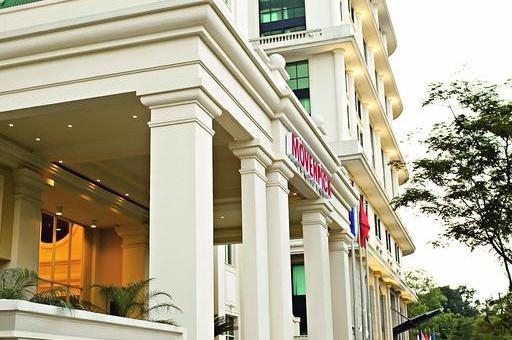 Khách sạn Movenpick Hotel Hanoi