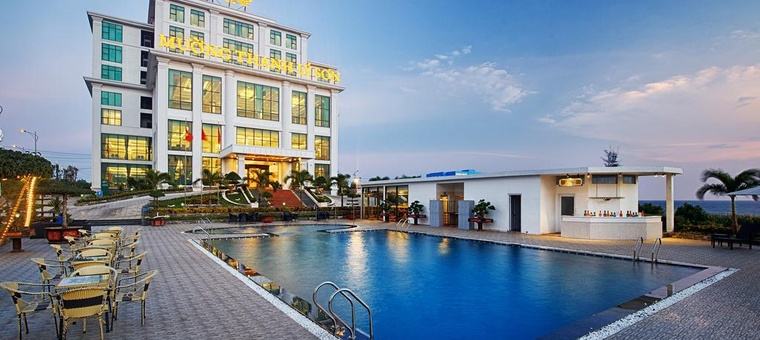 Muong Thanh Holiday Ly Son Hotel