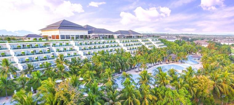 Khách sạn Sea Links Beach Resort & Golf