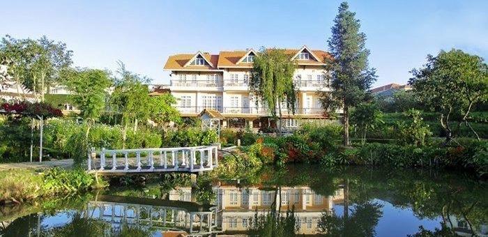 Khách sạn Dalat Terrasse Des Roses Villa