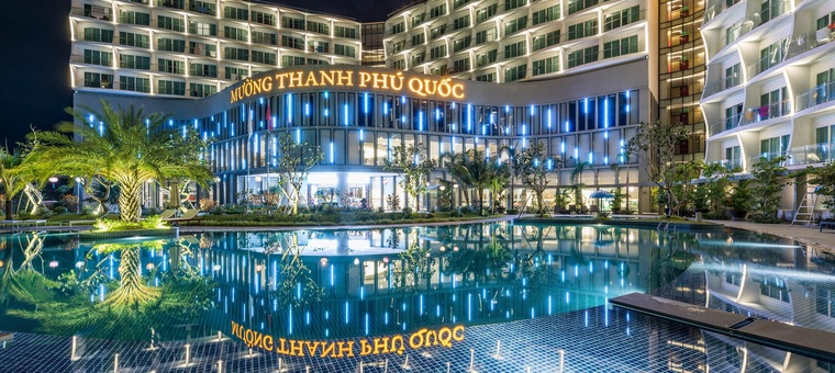 Khách sạn Muong Thanh Luxury Phu Quoc Hotel