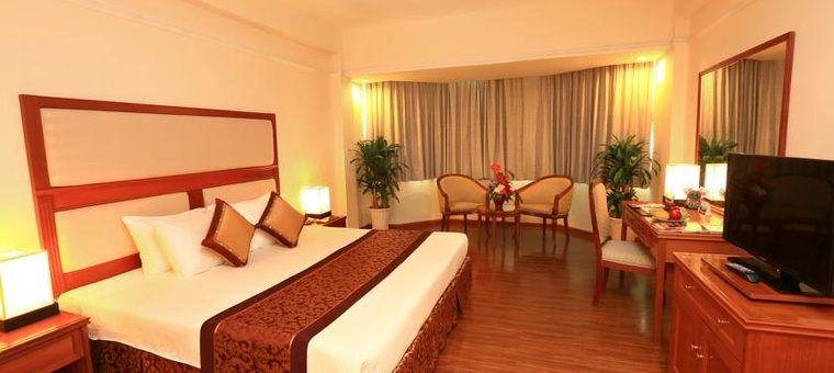 Khách sạn Ramana Hotel Saigon