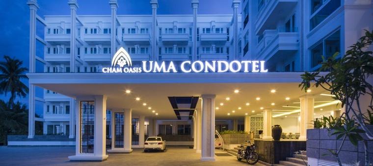 Khách sạn Cham Oasis Nha Trang Resort Condotel