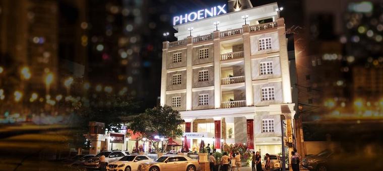 Khách sạn Phoenix Hotel Vung Tau