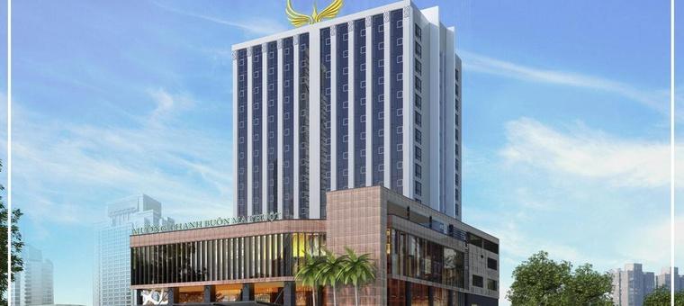 Khách sạn Muong Thanh Luxury Buon Ma Thuot