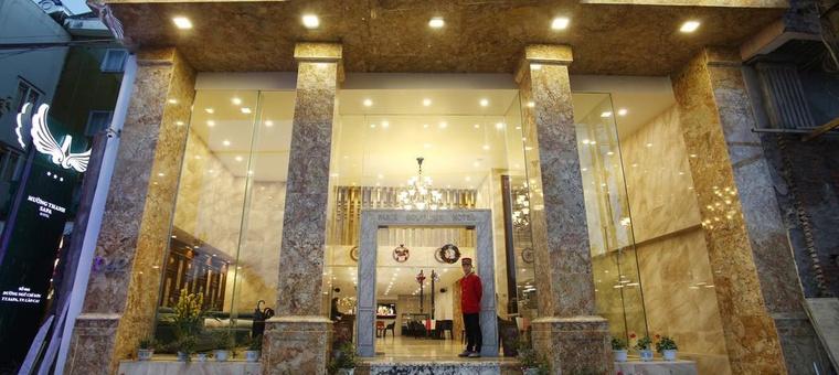 Khách sạn Paris Boutique Hotel Sapa