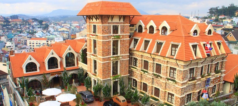 Khách sạn Saphir Dalat Hotel